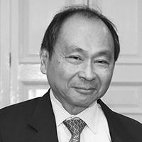 Francis Fukuyama portrait