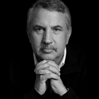 Thomas Friedman - portrait