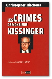 Les crimes de monsieur Kissinger
