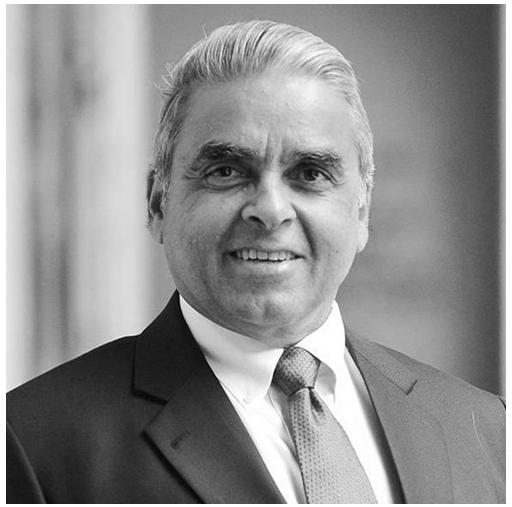 Kishore Mahbubani